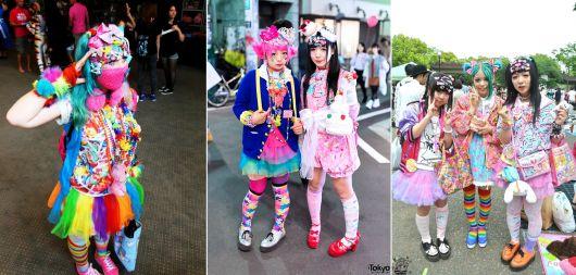 moda japonesa decora kei