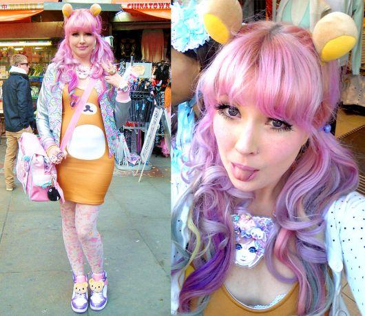 moda japonesa fairy kei