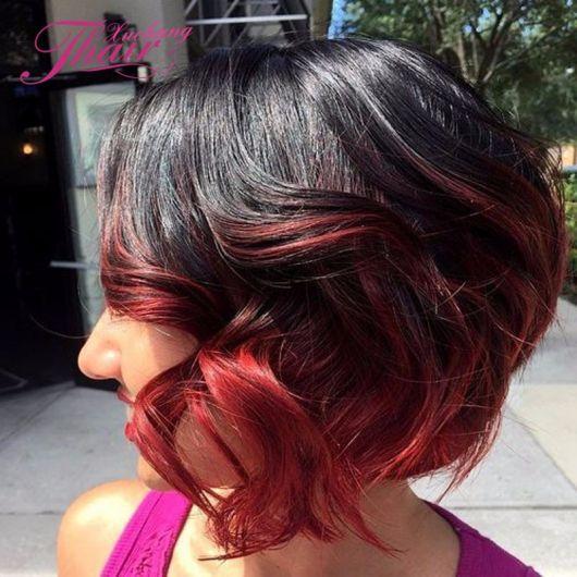 ombre-hair-vermelho-curtinho