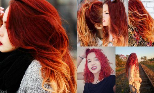 ombre-hair-vermelho-fire