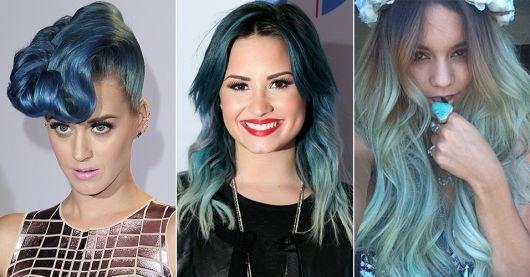 Ombré Hair Azul: Dicas + 63 tendências que vão te conquistar