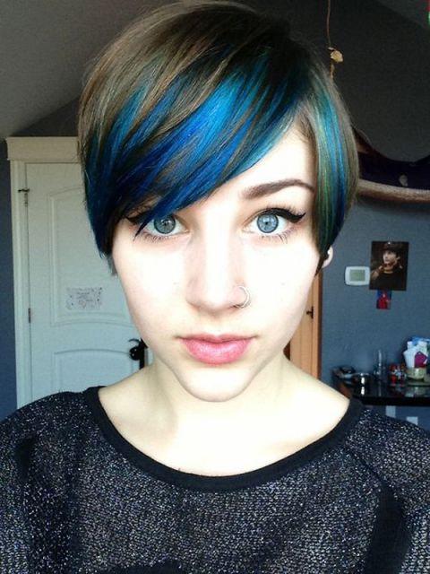 ombre-hair-azul-cabelo-curto-7