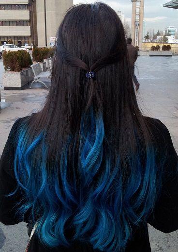 ombre-hair-azul-cabelo-preto