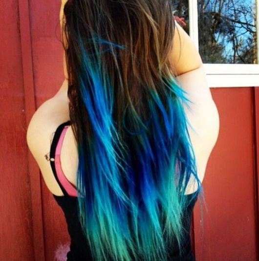 ombre-hair-azul-e-verde-7