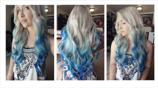 ombre-hair-azul-em-loiras