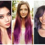 Ombré hair roxo: ideias, tonalidades e como fazer passo a passo!