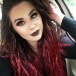 Ombré Hair Vermelho: Tons mais indicados, cuidados e + de 40 fotos