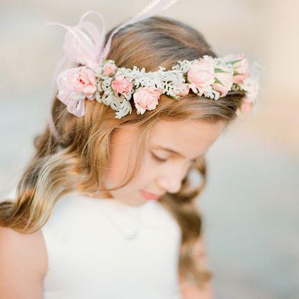 coroa de flores daminha