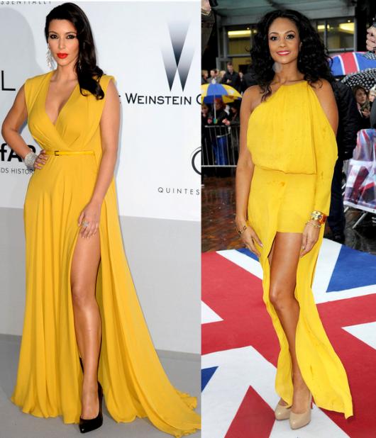 sapatos-de-formatura-vestido-amarelo