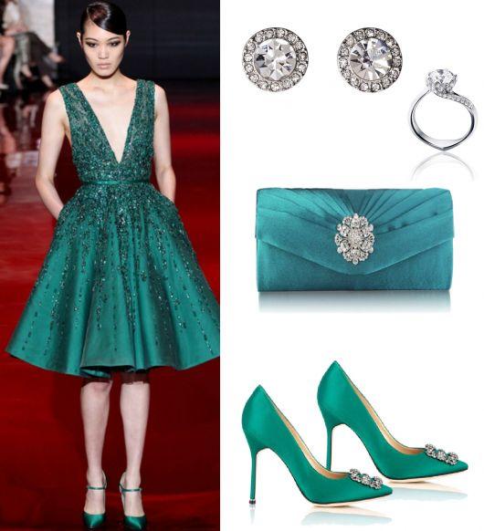 sapatos-de-formatura-vestido-verde