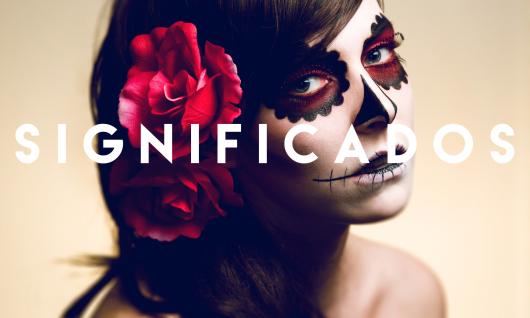 imagem de introdução ao tópico sobre significados da tatuagem de caveira mexicana