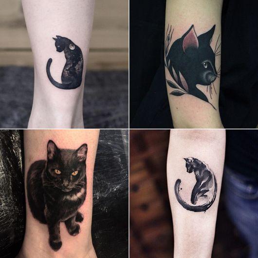 Tatuagem De Gato: Significados, Dicas De Artistas E + De
