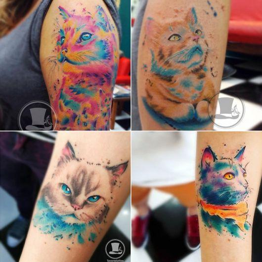 tatuagens de Tavares Tattoo