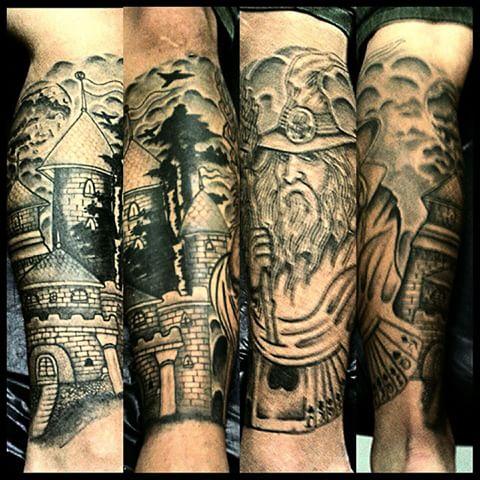 tatuagem-de-magos-com-castelo-4