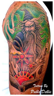 tatuagem-de-magos-no-braco-2