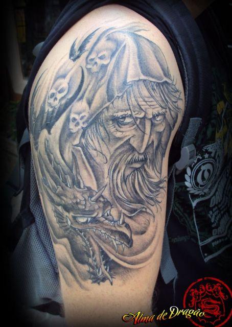 tatuagem-de-magos-no-braco-5