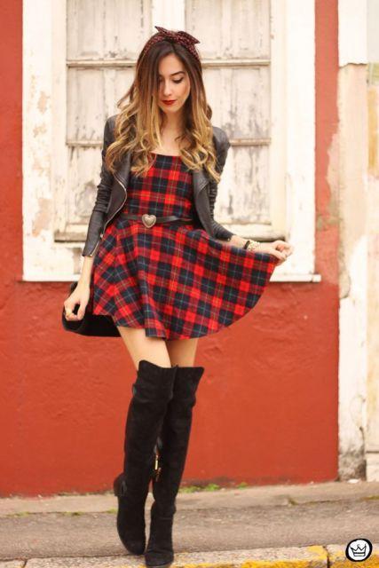 vestido-xadrez-com-bota-9