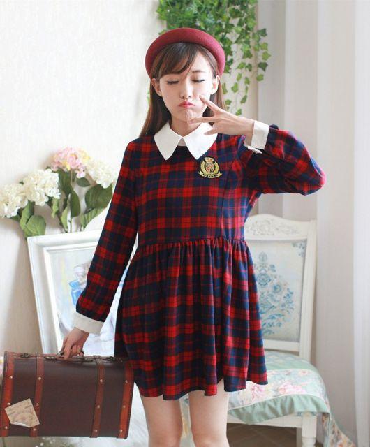 vestido-xadrez-manga-longa-1