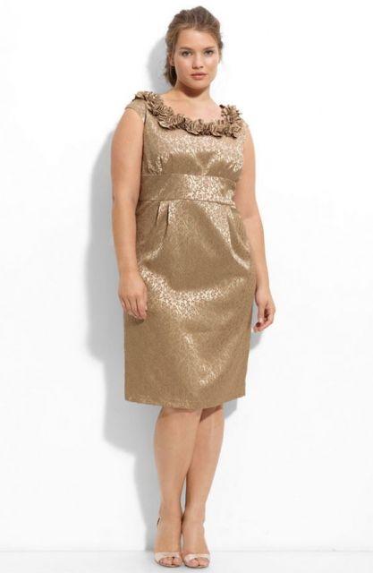 vestidos-de-festa-para-baixinhas-dourado