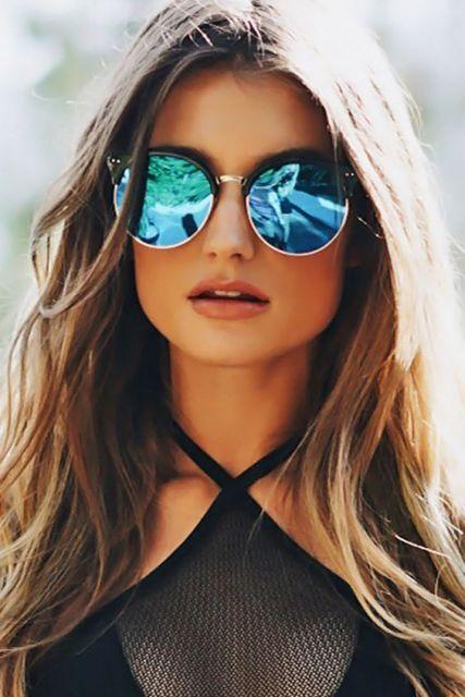 2672023b1996a Óculos de Sol Espelhado  Tudo sobre essa tendência e 55 modelos