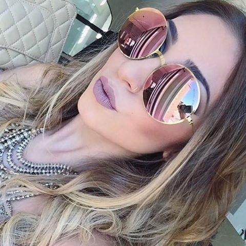 33eae7909 Óculos de Sol Espelhado: Tudo sobre essa tendência e 55 modelos