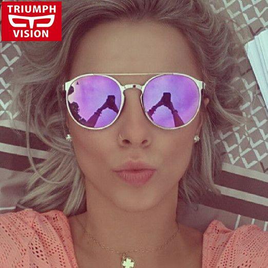 45b573a0dd811 Há vários tipos de armações de óculos de sol espelhado rosa  o famoso  aviador, com armações mais largas, mais finas, com acrílico, plástico, e  muitos outros ...