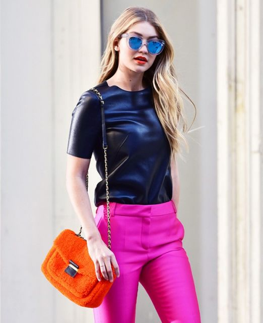 Looks com calça rosa: fotos e dicas para arrasar na produção!