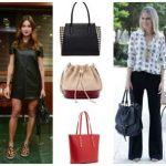 Bolsa de couro feminina: modelos, como usar e looks para se inspirar!