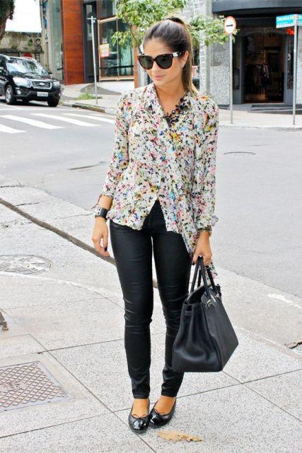 Bolsa Dourada Pode Usar De Dia : Bolsa de couro feminina modelos como usar e looks para