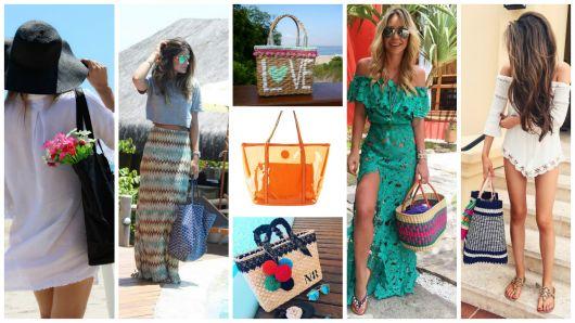 Bolsa de praia: como escolher, modelos, preços e onde comprar!