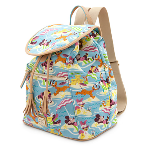 mochila estampada