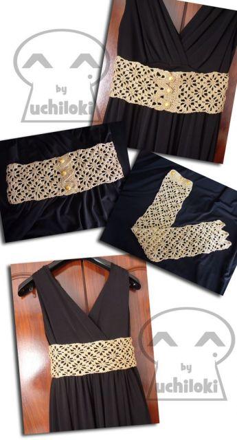 cinto para usar com vestido