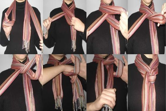 tutorial de como amarrar