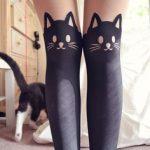 Meia calça de gatinho: modelos, dicas e looks divos!