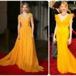 Vestido de Festa Amarelo: 30 fotos de modelos curtos e longos com dicas para arrasar!