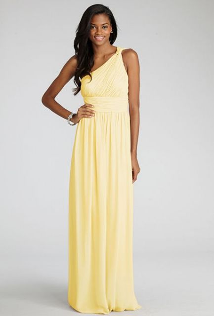 Vestido De Festa Amarelo 30 Modelos Curtos E Longos Dicas