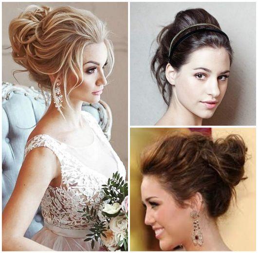 ideias para penteado despojado