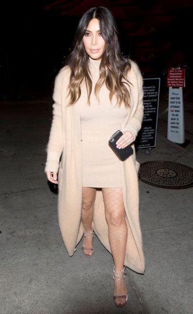 look Kim Kardashian