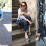 Sapatilha jeans, alpargatas e espadrille: 25 looks apaixonantes para você arrasar!