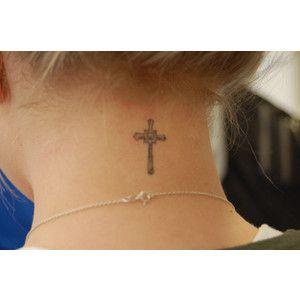 tatuagem cruz