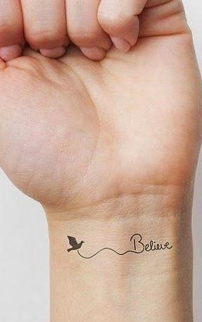 letra tatuagem