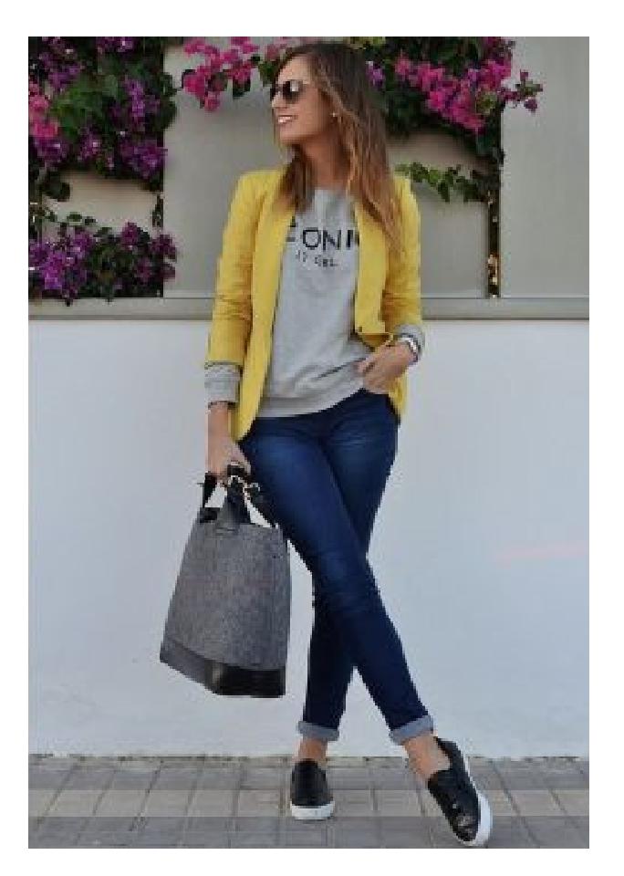d0e2909eb6 Blazer Feminino  90 opções de looks incríveis