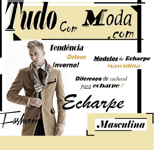 Echarpe Masculino: 20 Modelos Incríveis e + Dicas Inspiradoras com o item!