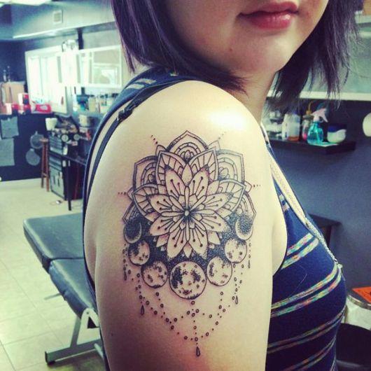 74 Ideias De Tatuagem Mandala Incriveis Significados