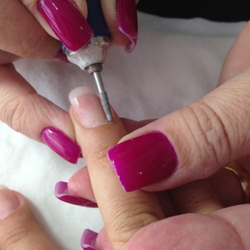 manutenção unhas