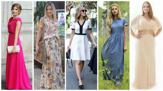 Vestidos Evangélicos: 76 inspirações lindas e dicas de modelos baratos!