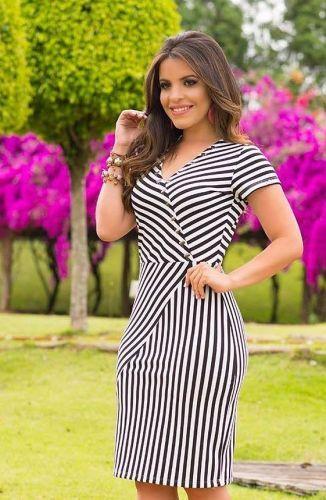 2be9f553d2 Vestidos Evangélicos  76 inspirações lindas e dicas de modelos baratos!