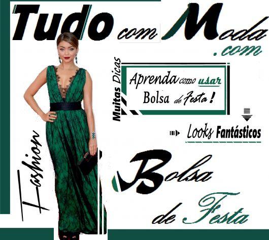 Como Usar Bolsa de Festa / Clutch: Fotos, Modelos & Looks Divos!
