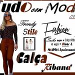 Como Usar Calça Ribana: Fotos, Modelos & 53 Looks Incríveis!