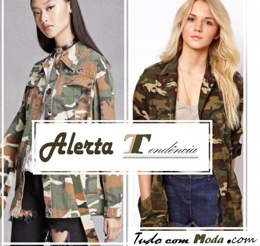 44 Looks da Moda com Camisa Camuflada Feminina: Saiba Usar!